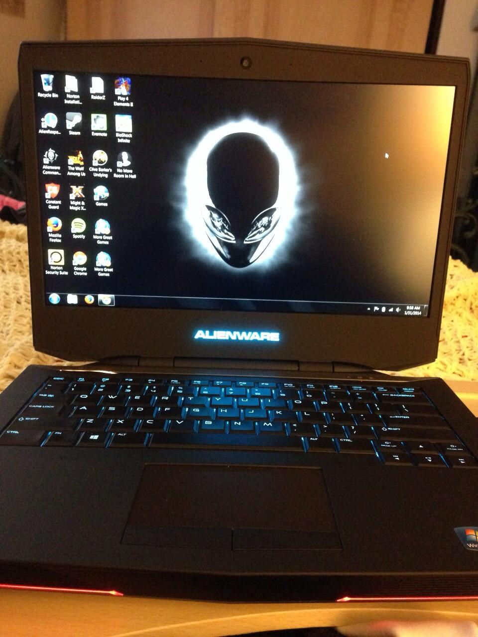 Alienware 14 Laptop