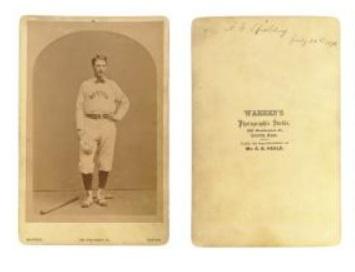 """Albert """"Goodwill"""" Spalding"""