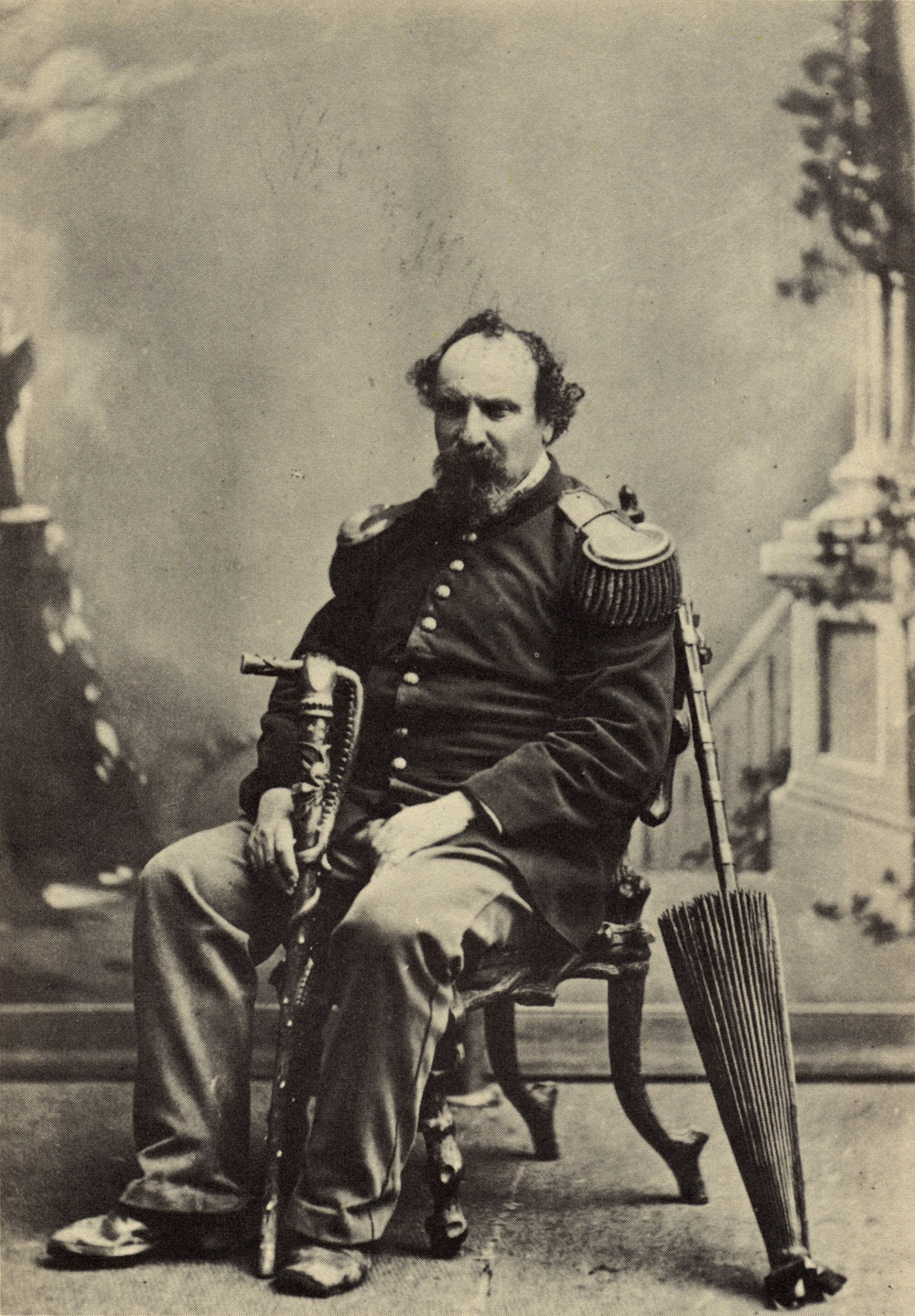 Emperor Norton in the 1870s (g)