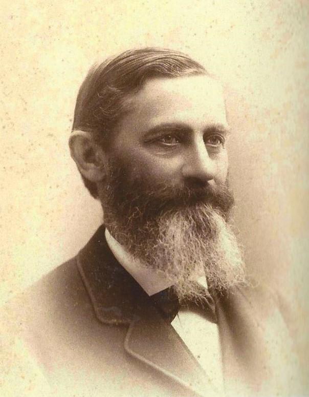 Theodor Kirchhoff (1828–1899) , c.1880.   Source:  Wikipedia .