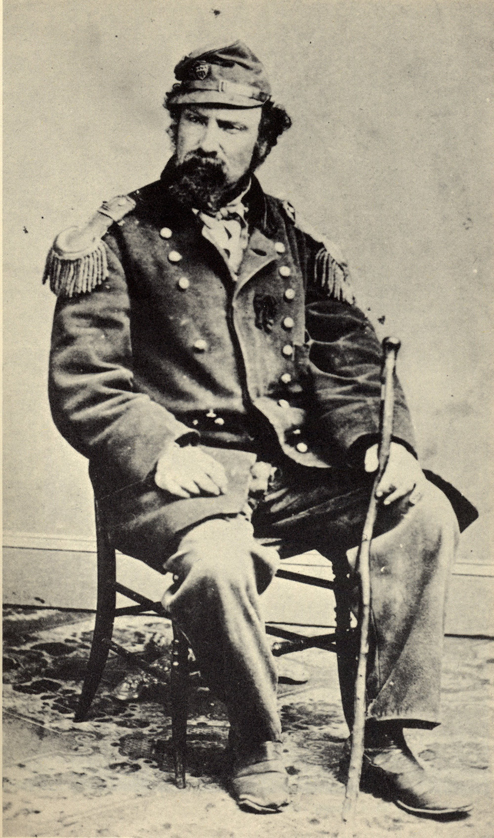 Emperor Norton , 1864.  By the Bradley & Rulofson studio. Collection of the Bancroft Library, University of California Berkeley.