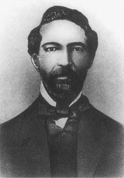 Philip Alexander Bell.  Collection of the Schomburg Center for Research in Black Culture. Source:  African American Lives .