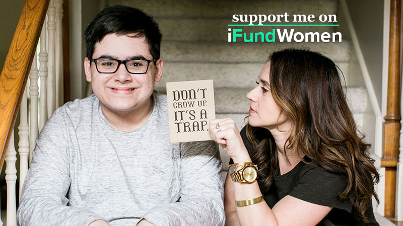 Want to help us create a movement? Visit our ifundwomen campaign page.