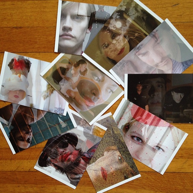 10 Joker #Fassbinder #BloodOnTheCatsNeck #LA #Theater #Film #Postcards #IndiePrinting #EcoFriendly