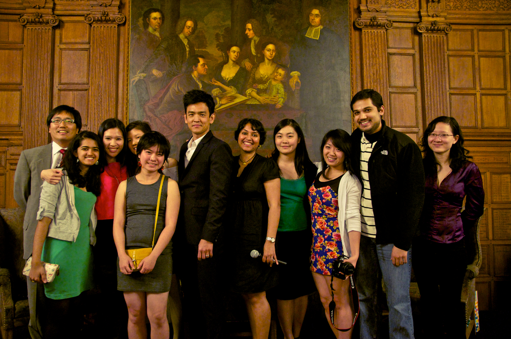 John Cho w. AACC Staff and Master Chun 2012.jpg