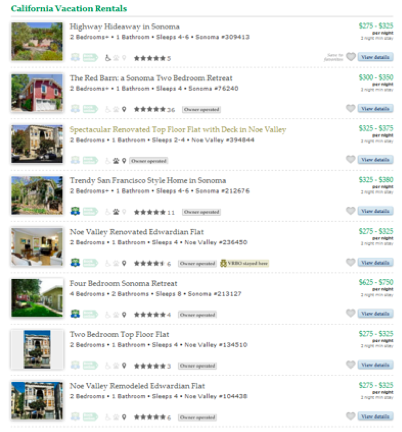 BJ's listings