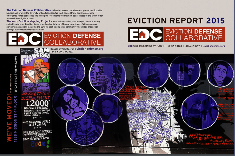 Eviction Defense Collaborative Report, 2015. Click to view.