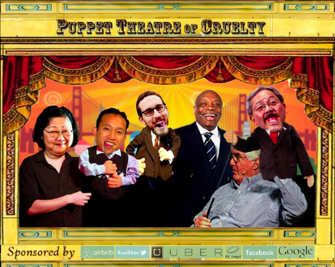 Puppet Theater of Cruelty