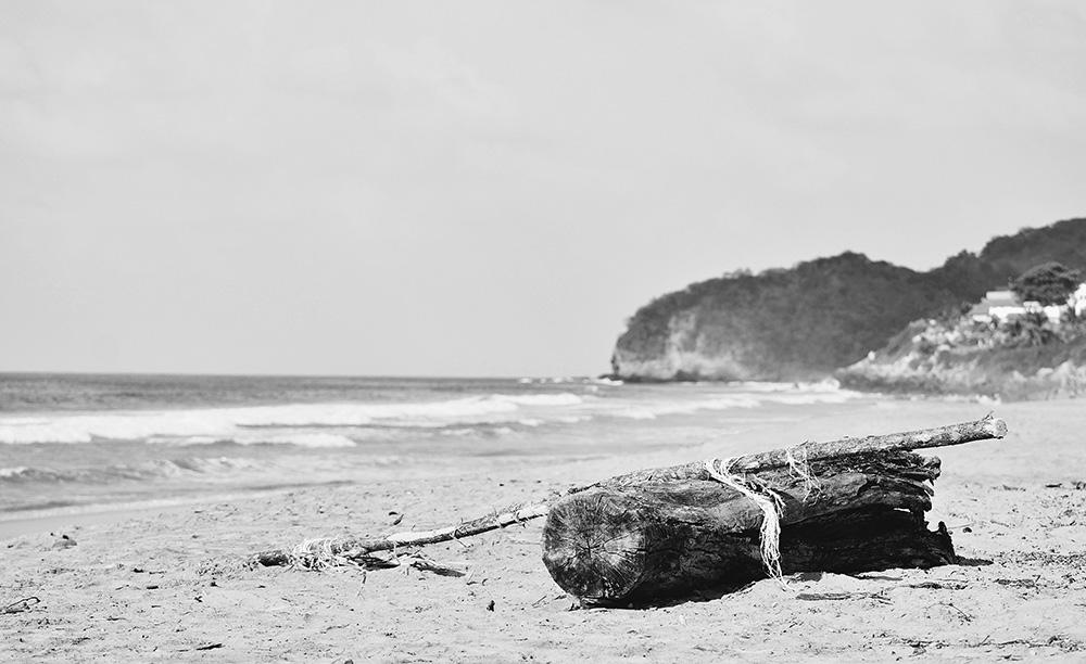 A Mexican Beach