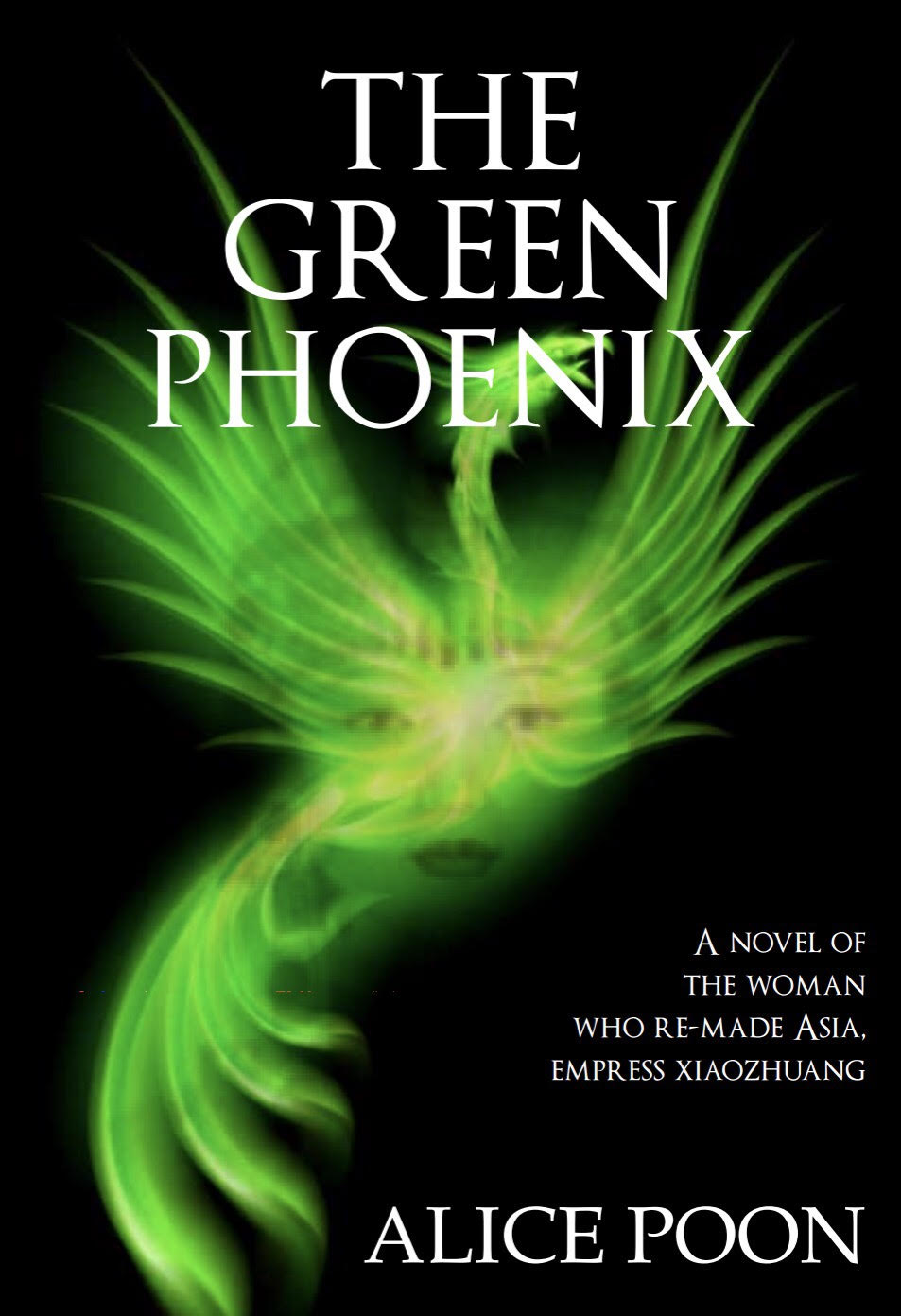 Alice Poon - The Green Phoenix.jpg