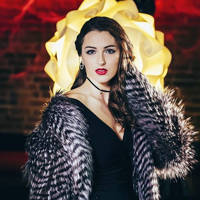 And our lovely model Amy, thanks to our amazing team for the hard work! Excellent work everyone! #model #portrait #modelling #fashion #editorial #leopardprint #fur #furry #classy #photographybydustin #photography #photoshoot