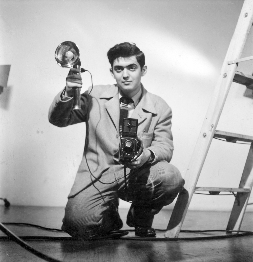 Kubrick 'Stills Photographer for Look Magazine'