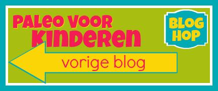Bloghop - Paleo voor kinderen - vorige blog