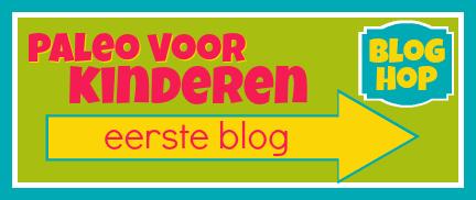 Bloghop - Paleo voor kinderen - eerste blog