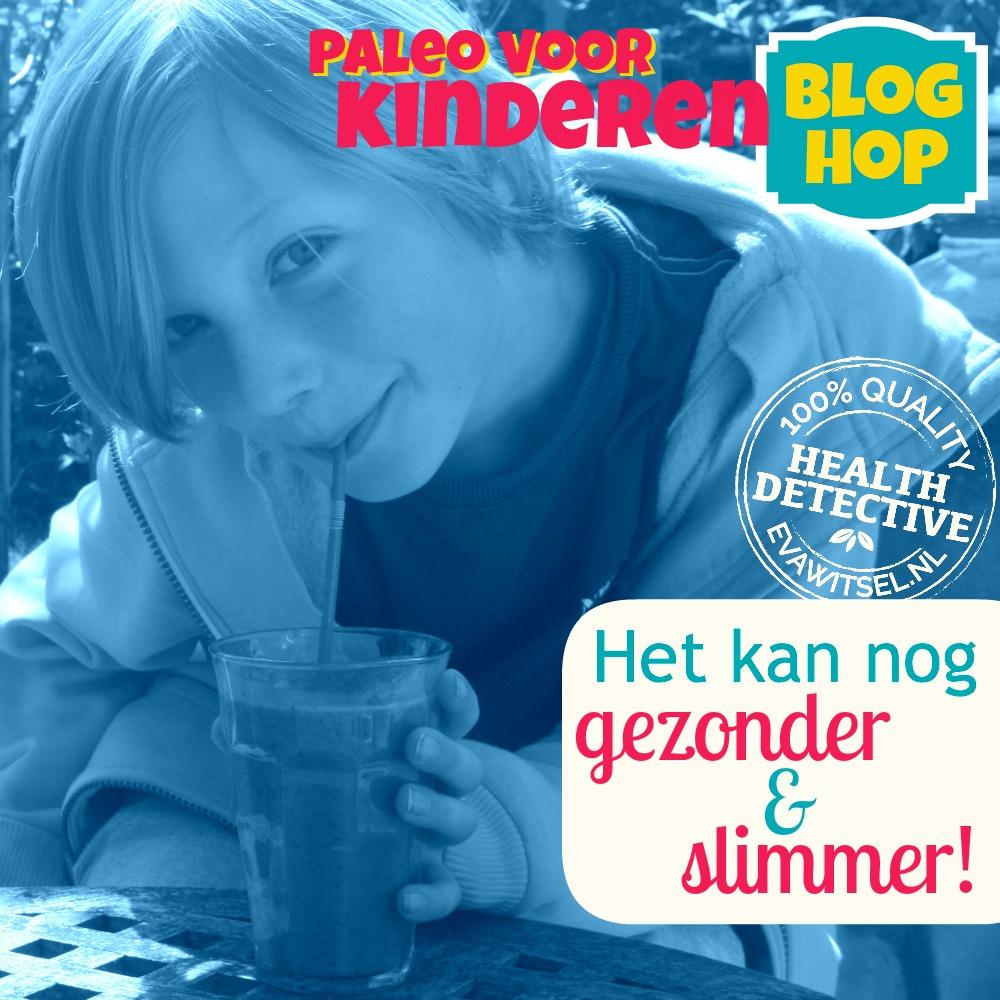 Paleo voor kinderen - Slimmer en gezonder