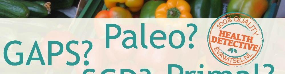 Paleo SCD GAPS WAPF Paleo auto-immuun protocol