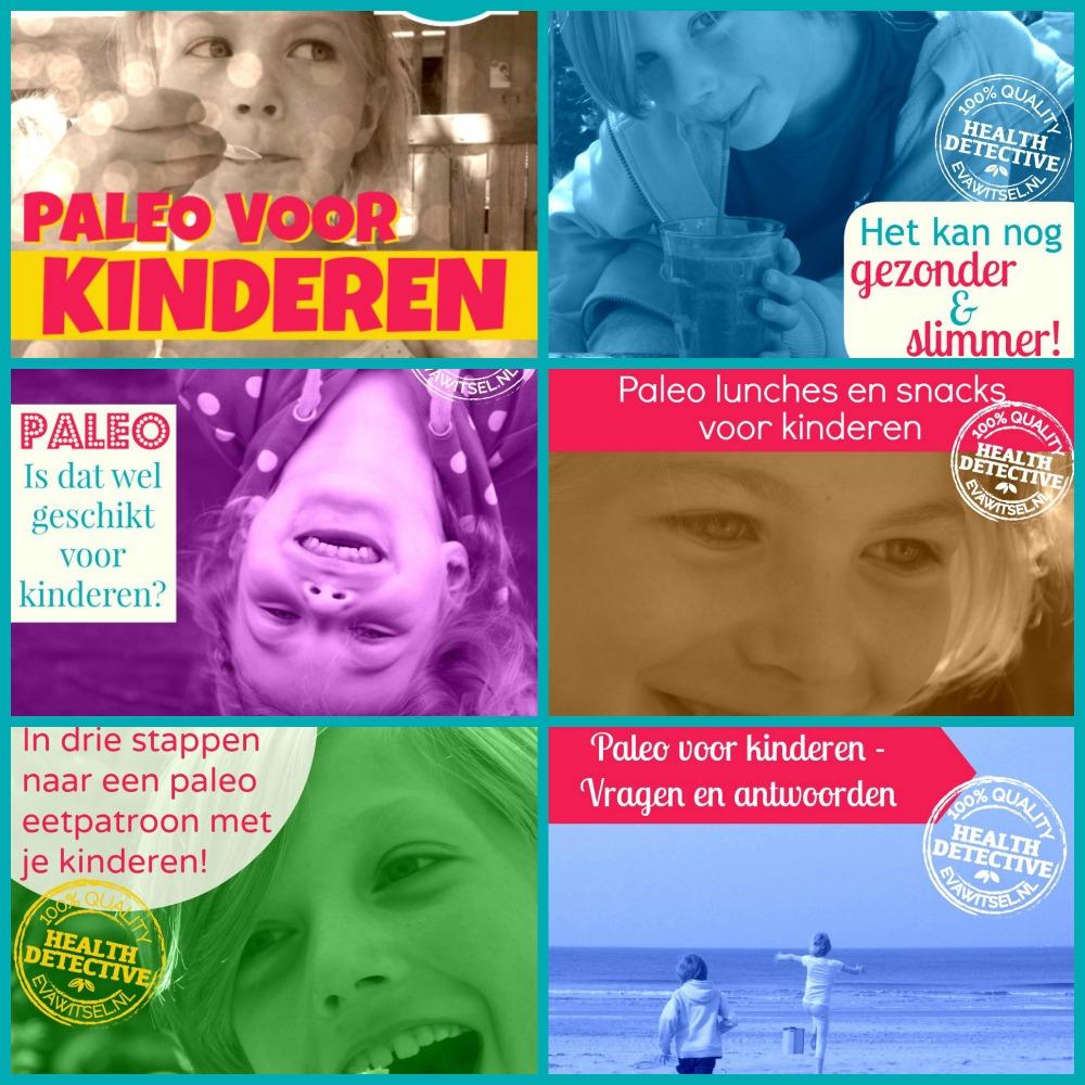 Paleo voor kinderen themaweek