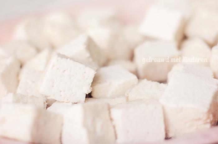 Marshmallows! (suikervrij, zuivelvrij, glutenvrij, paleo)