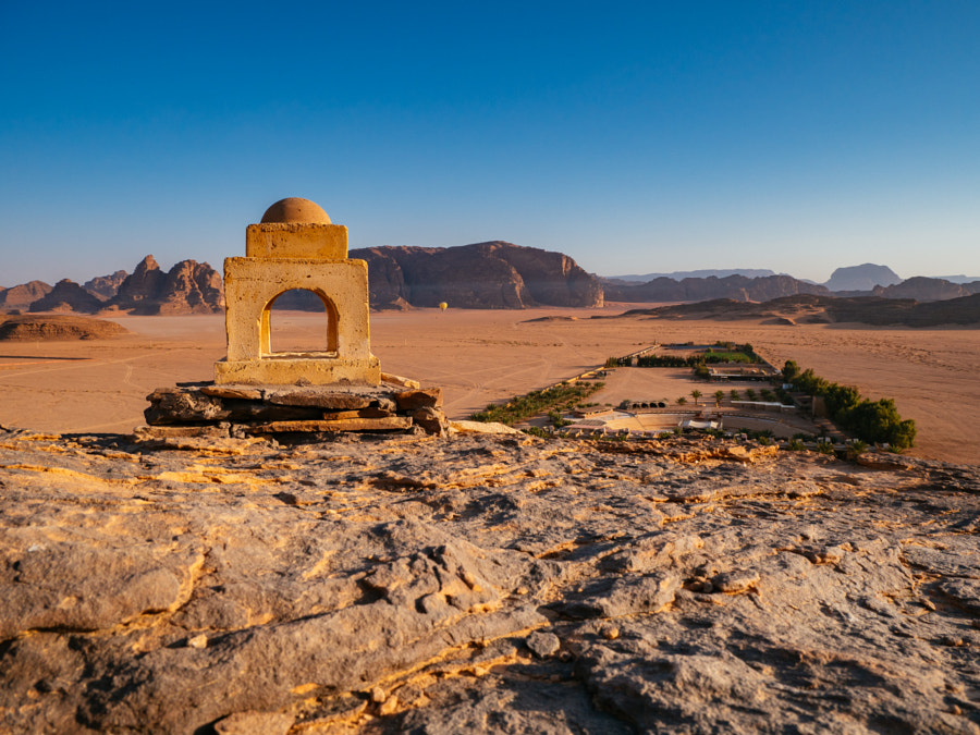 Beduin Camp in Wadi Rum
