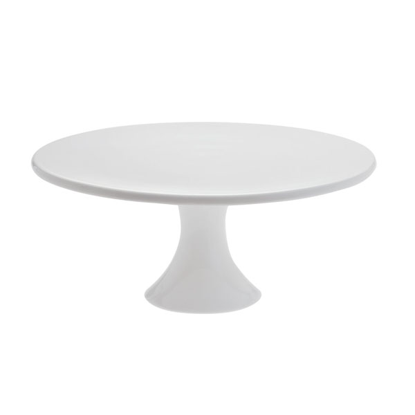 Low White Ceramic Cake Stand Hire  sc 1 st  Burnt Butter Cakes & Low White Ceramic Cake Stand Hire \u2014 Burnt Butter Cakes