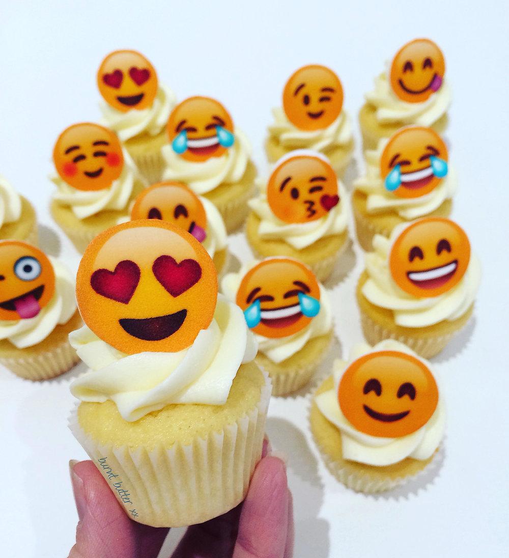 Fb Smiley Birthday Cake