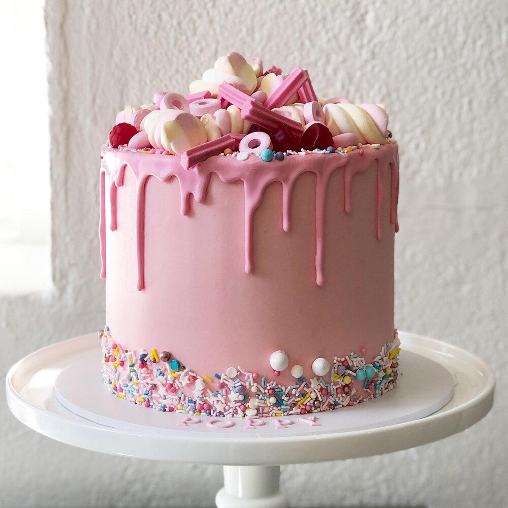Mary Grace Cake — Burnt Butter Cakes