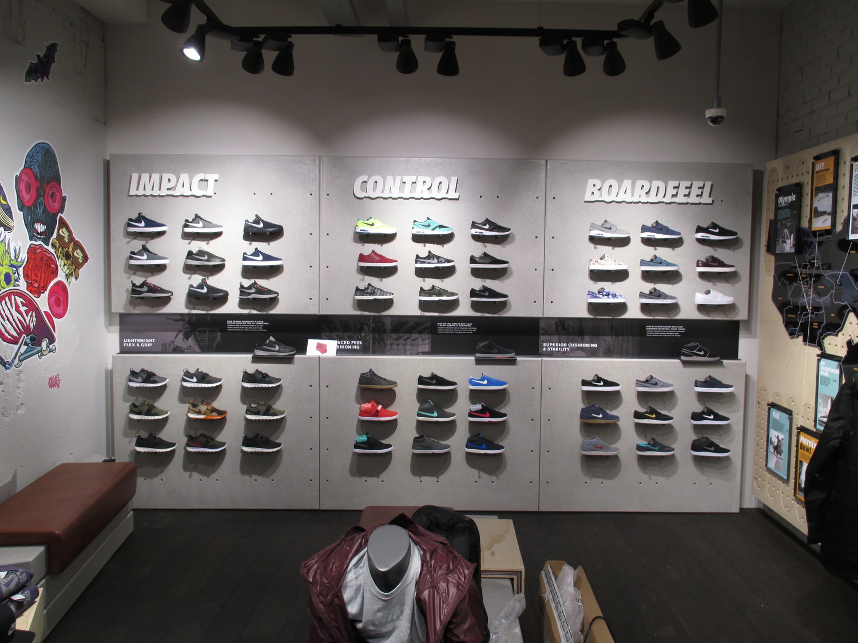 boutique nike amsterdam