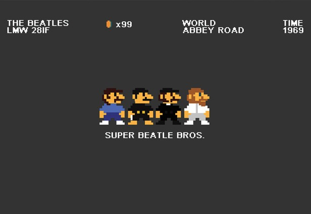 Super Beatles Bros.