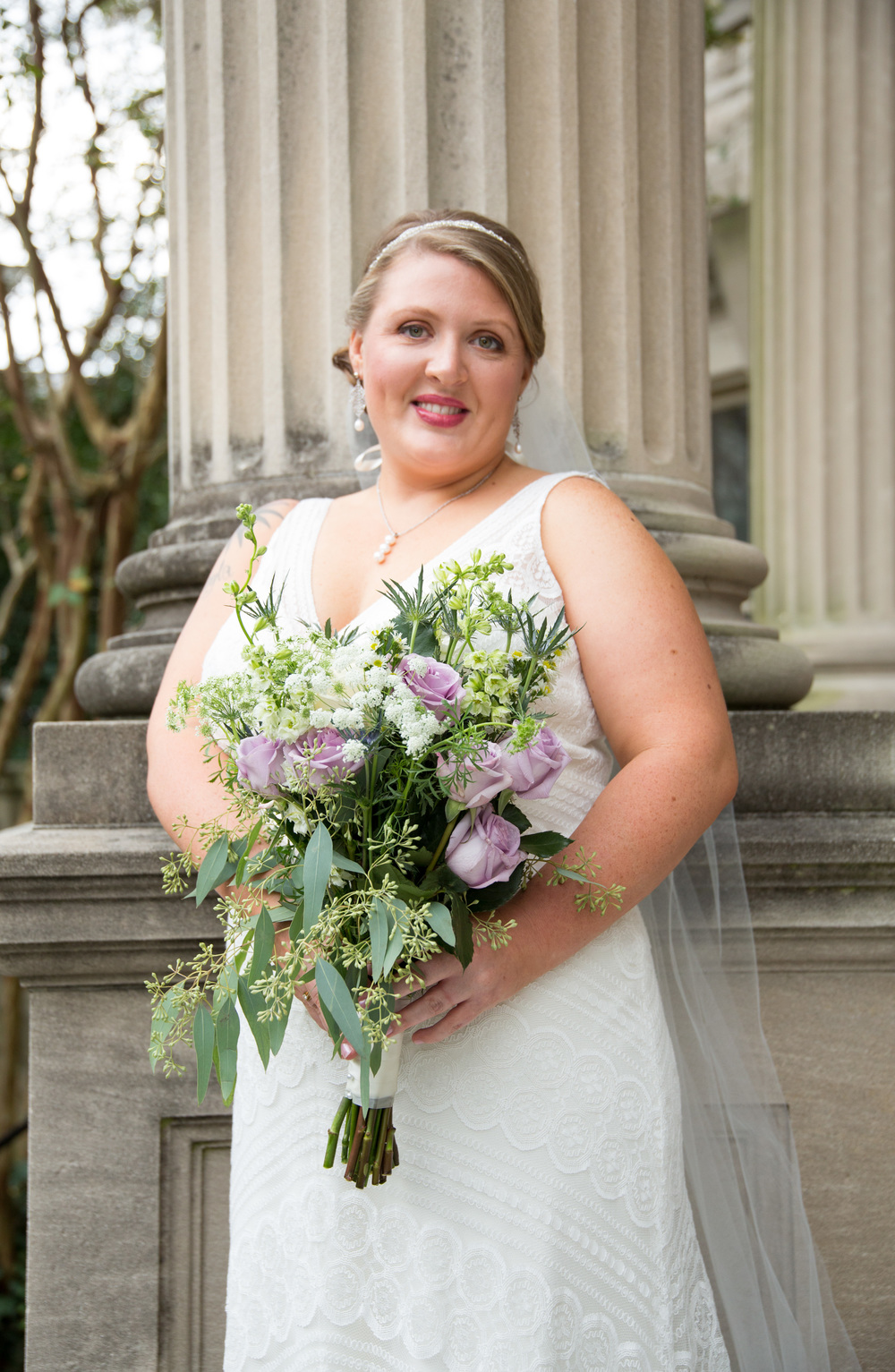 Bridal Portraits Wilmington NC