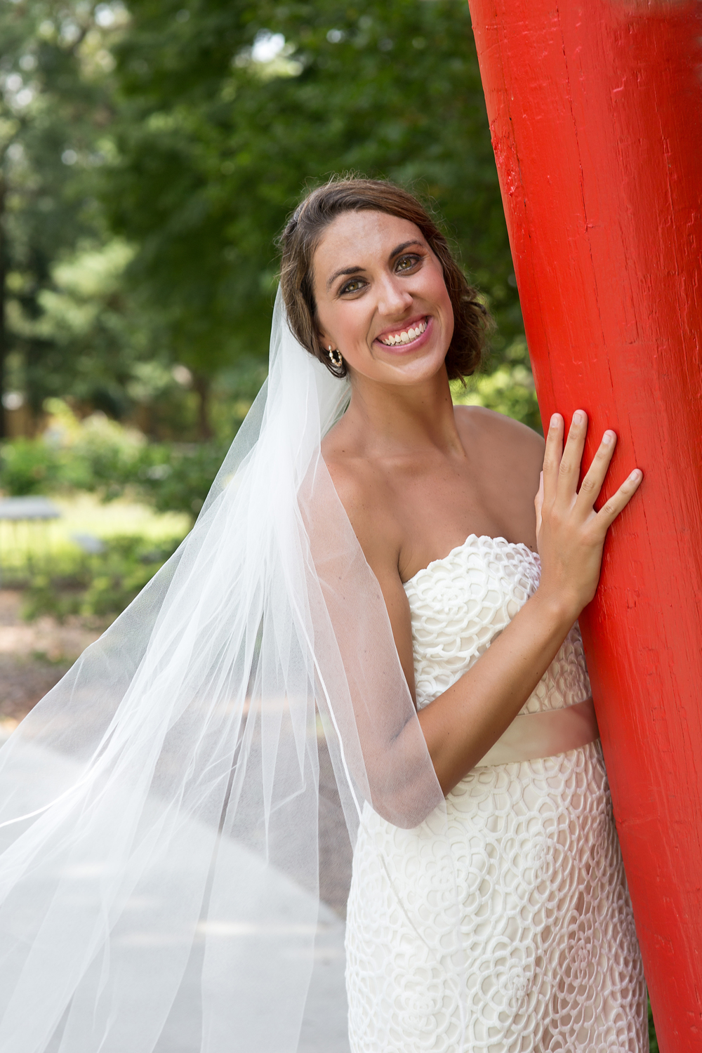 Wilmington Bridal Photography