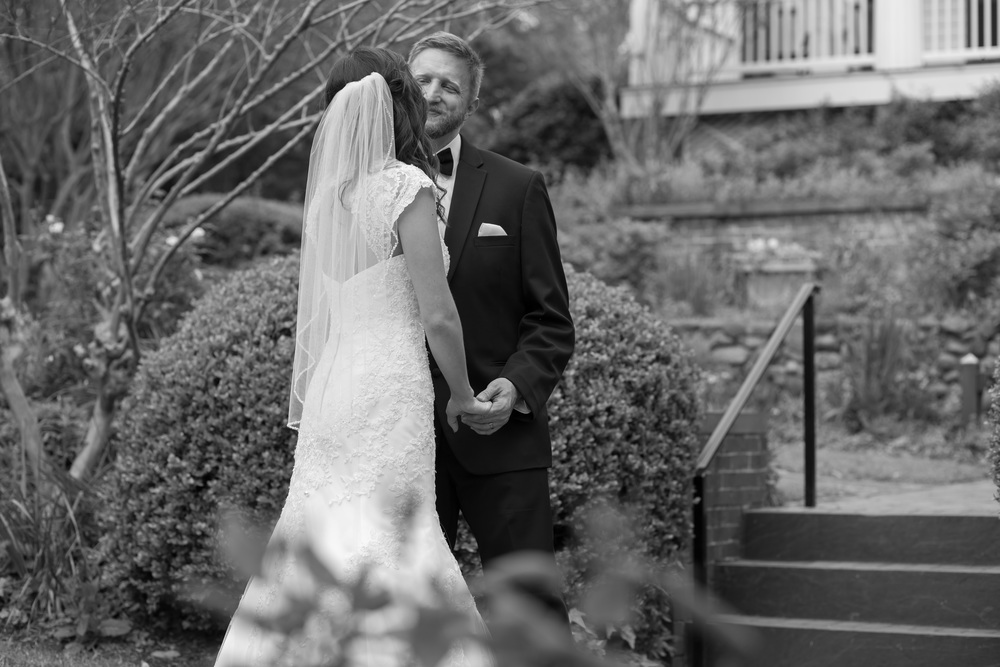 City Club Wilmington Wedding