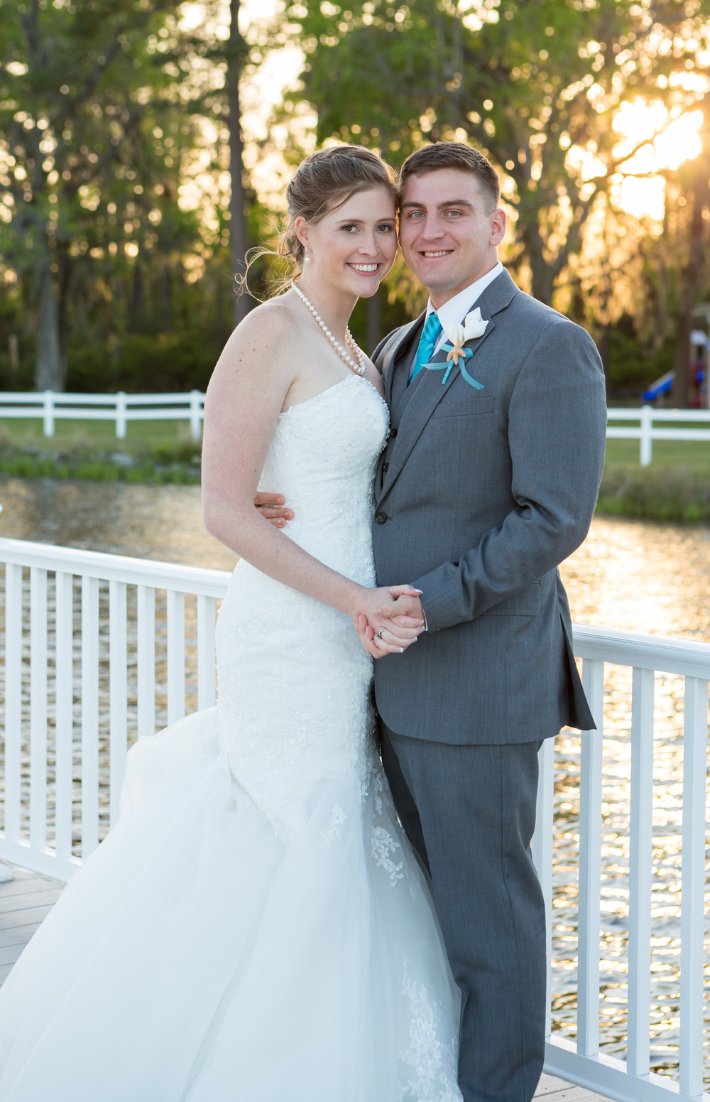 Wedding Photography Harker's Island NC