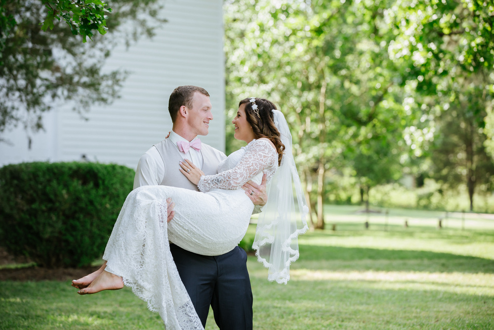 Wedding photos nc