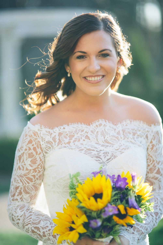 Bridal pictures Wilmington NC