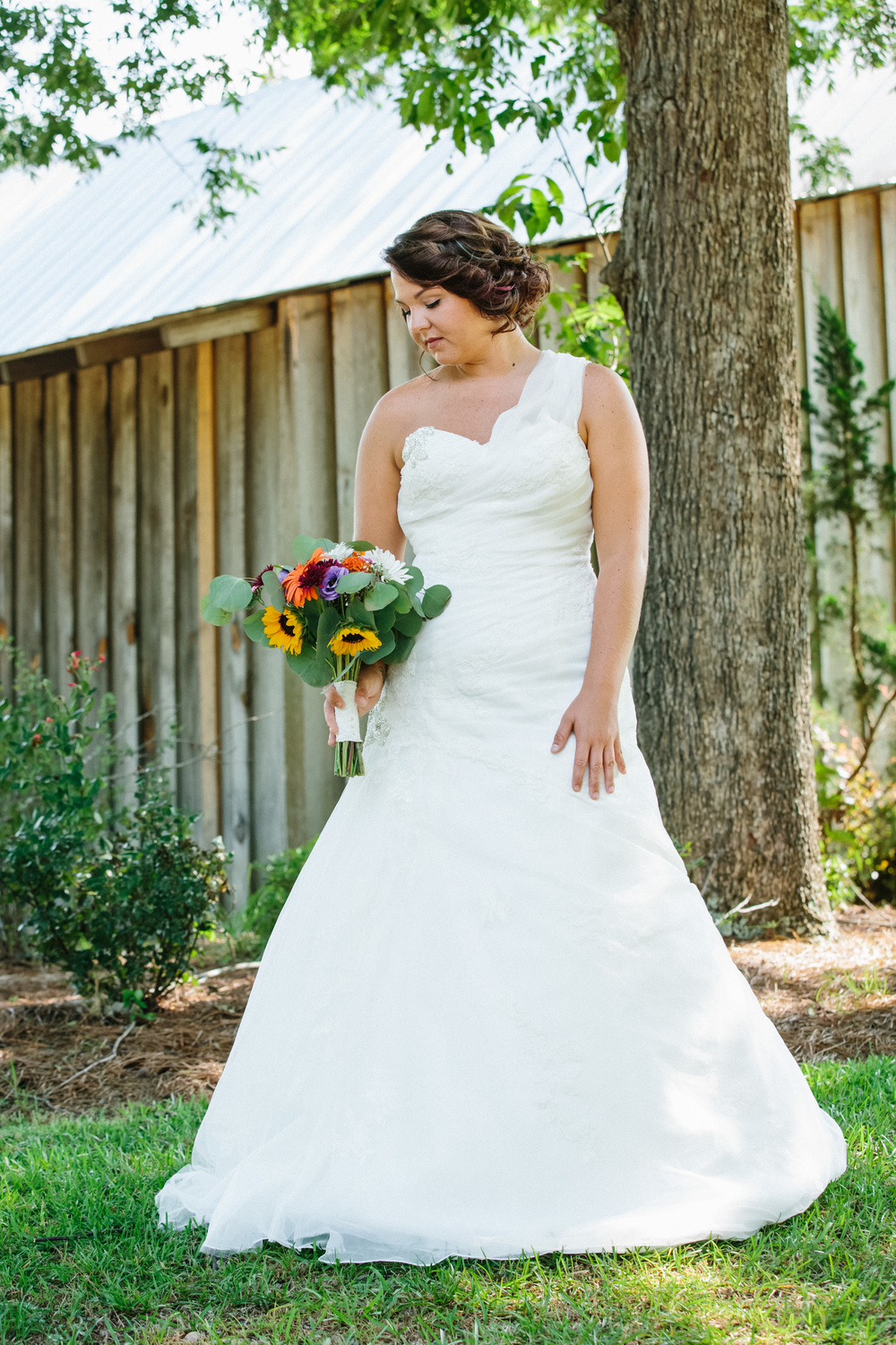 Farm wedding venue Wilmington NC Rocky Point NC