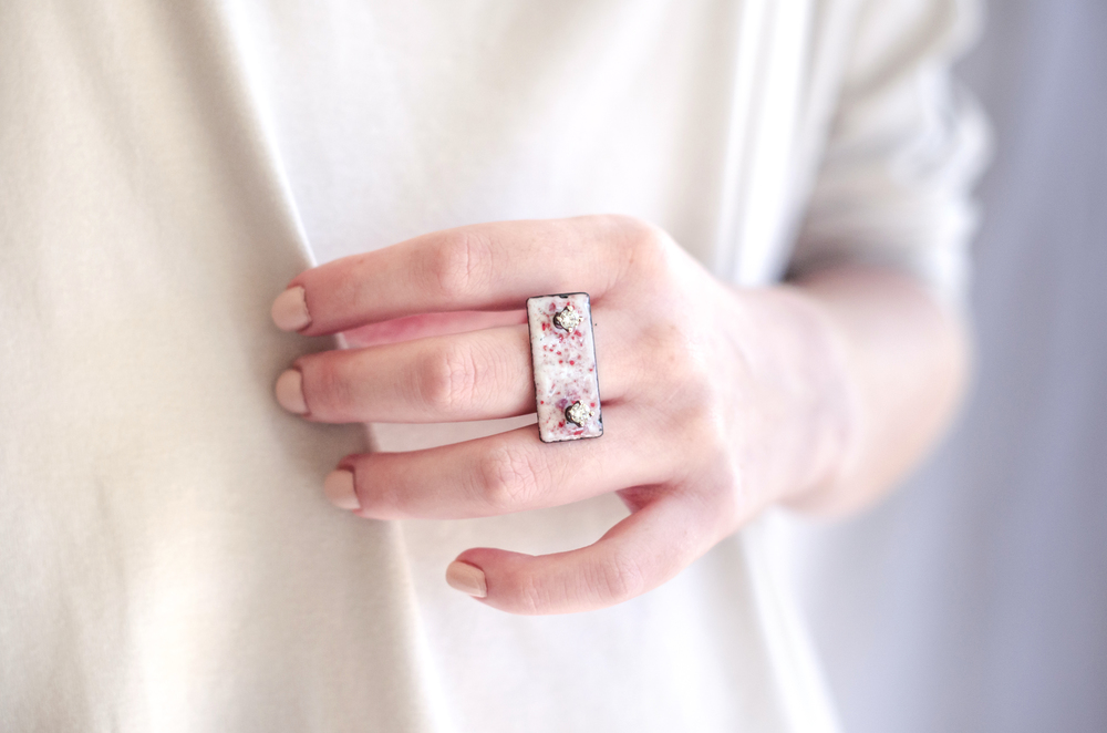 REFLECT STATEMENT RING