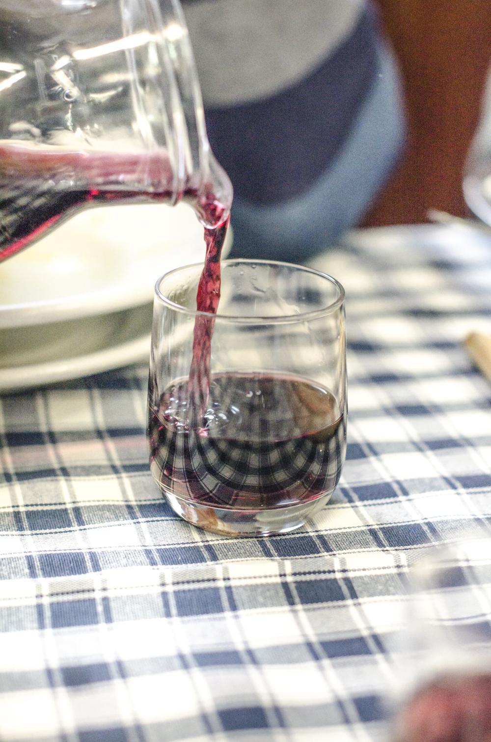Barbera wine