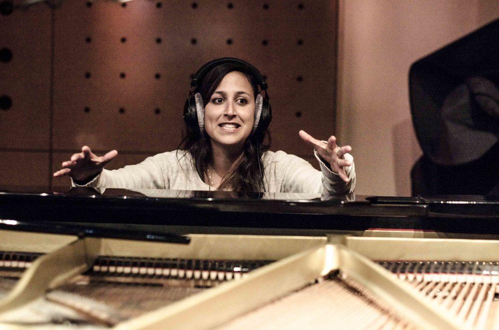 Composer Moran Meisels