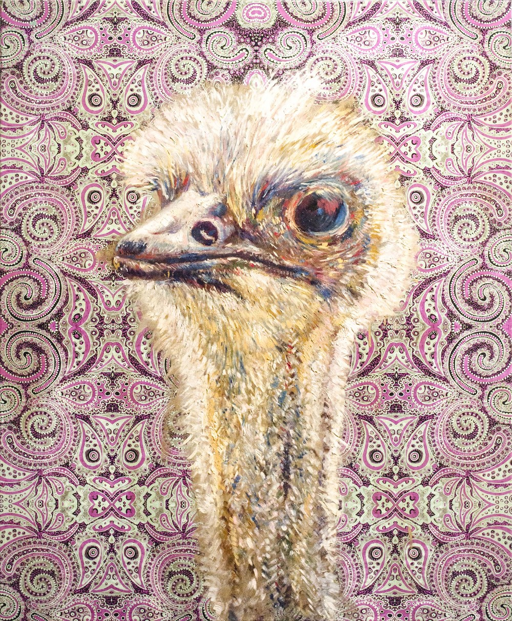 (The Holy) Ostrich, 2008