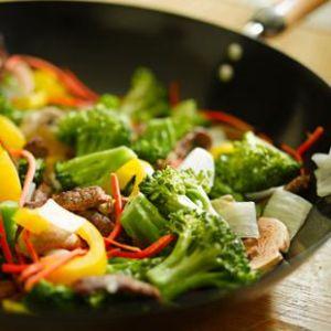 Las verduras deben quedar firmes, bien cocidas pero crujientes, de esta forma no perderán sus nutrientes y, saben más ricas. ¡Mmmm!