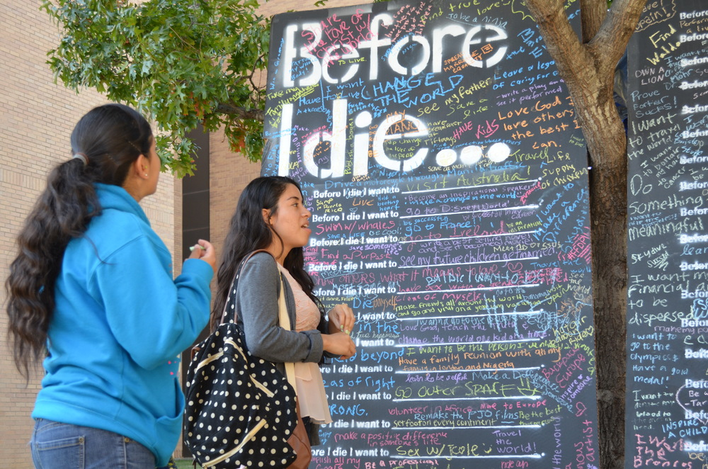Before I Die... Music Project