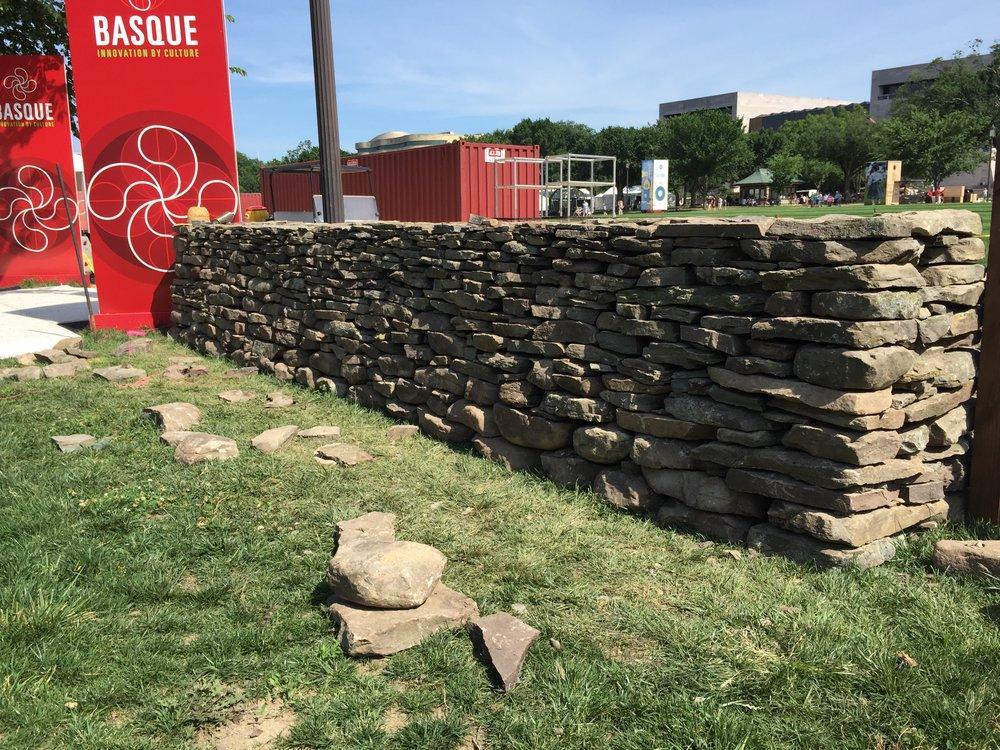 Folklife Wall