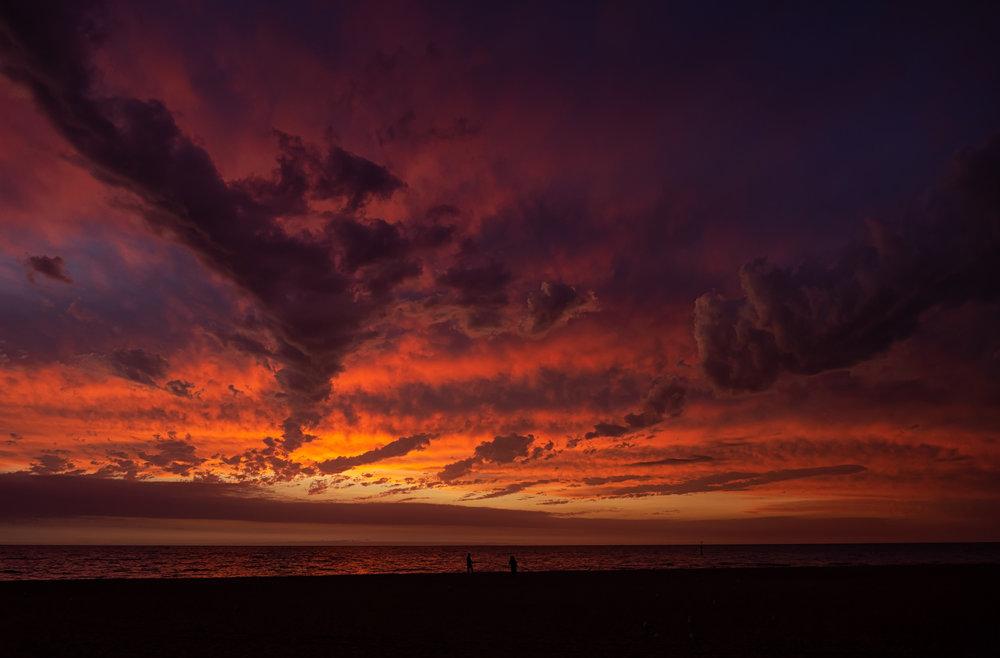 Mordialloc Beach 9 December 2019
