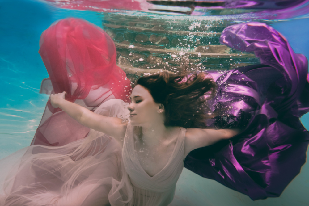 Stephanie Kopf Photography Under Water Portraits
