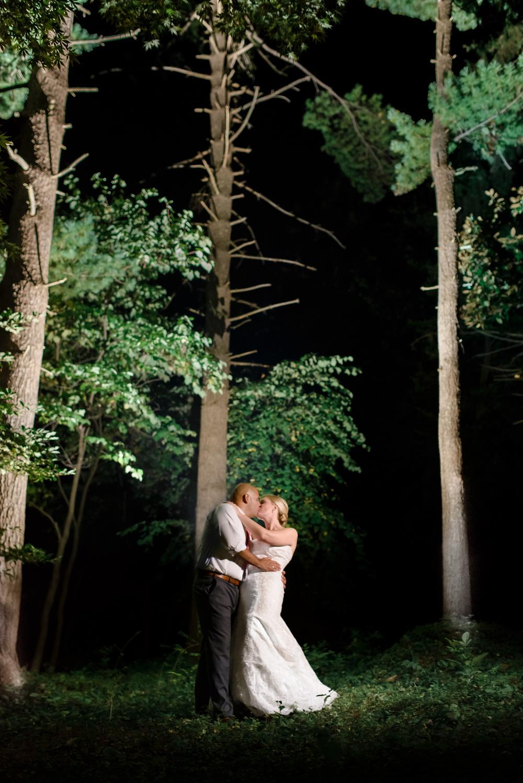 Charleston wedding photographer stephanie kopf photography off camera flash