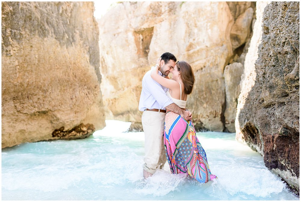 Cancun Mexico Engagement Photos-Destination Wedding Photographer