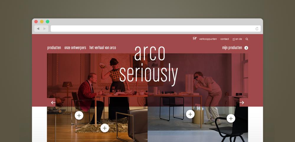 Arco.nl - Portfolio of Sanne Wijbenga