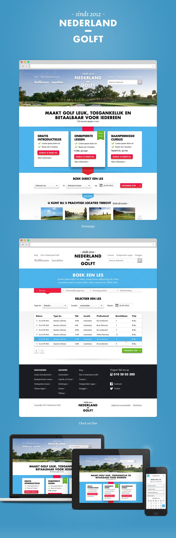 Nederland Golft - Portfolio of Sanne Wijbenga