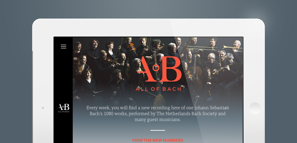 All of Bach - Portfolio of Sanne Wijbenga