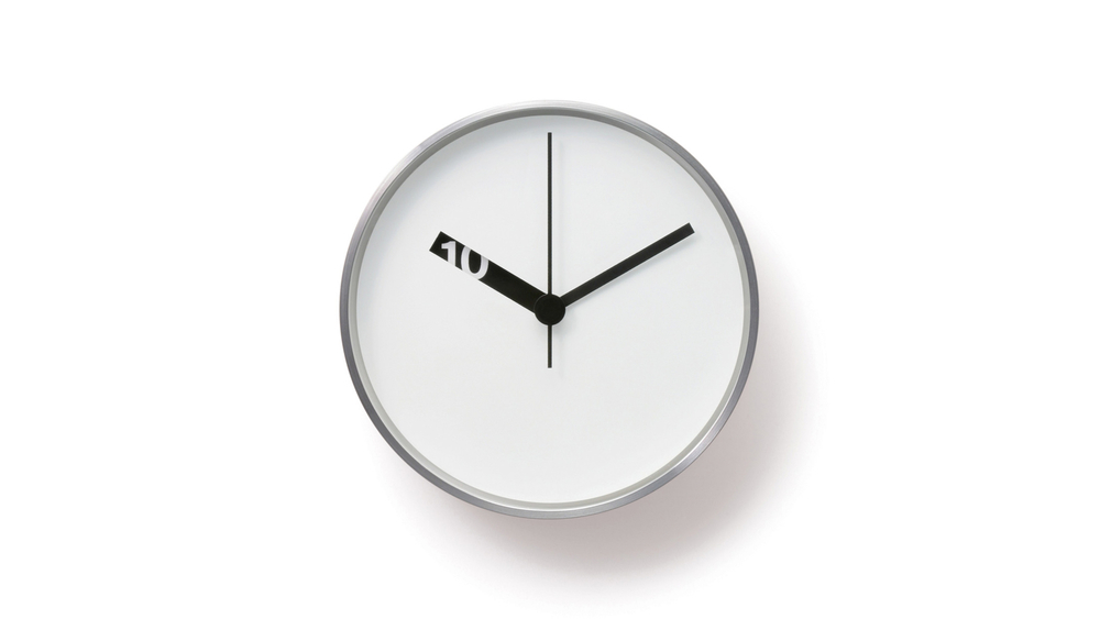 TIME MANAGEMENT IS A WASTE OF TIME YOU CAN'T KEEP THE CLOCK FROM TICKING